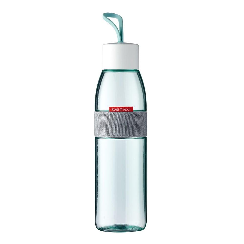 Zelená fľaša na vodu Rosti Mepal Ellipse, 500 ml