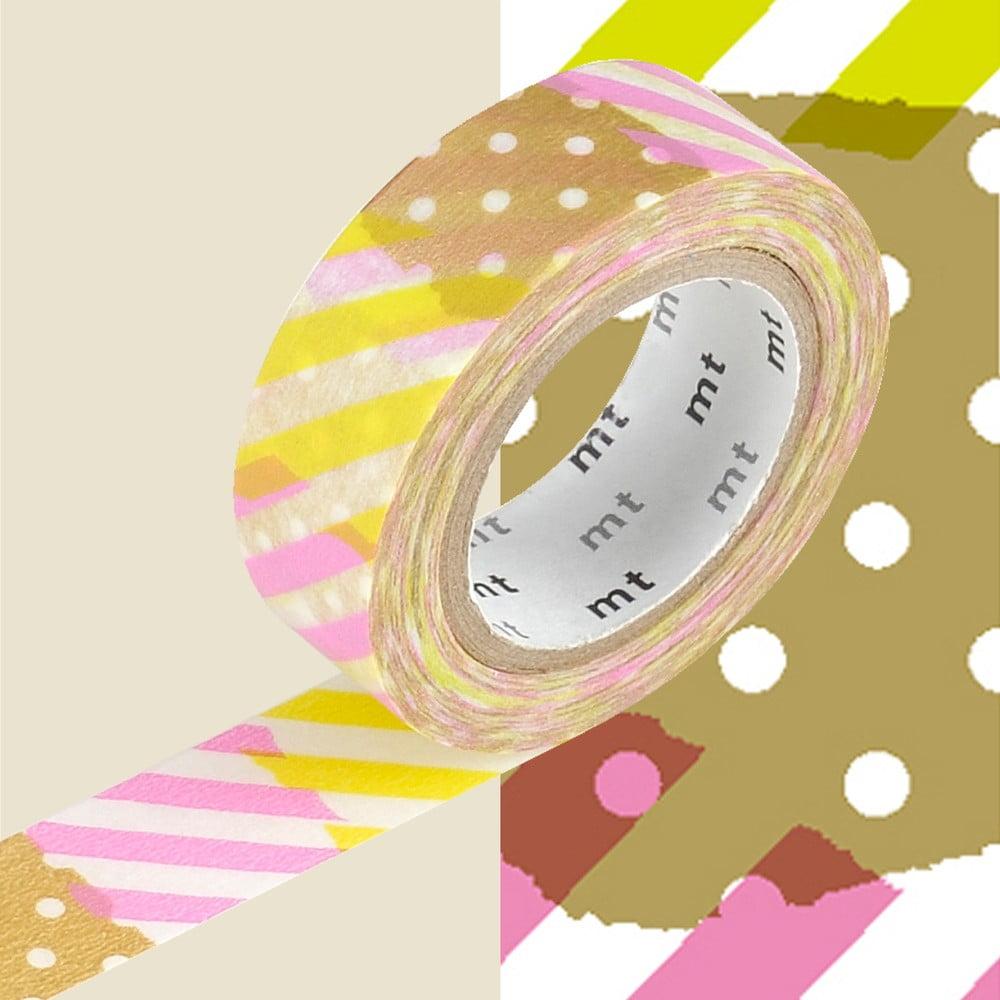 Washi páska MT Masking Tape Deline, návin 10 m