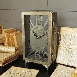 Stolové hodiny Orchidea Milano Antique