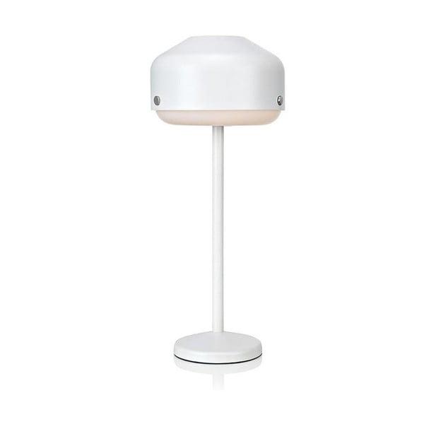 Stolová lampa Tol, biela