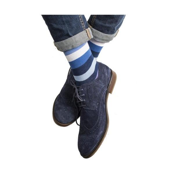 Sada 3 párov unisex ponožiek Funky Steps Ermina, veľkosť 39/45