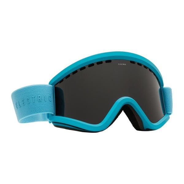Pánske lyžiarske okuliare Electric EGV Light Blue - Jet Black, veľ. M