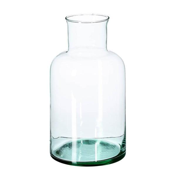 Váza z recyklovaného skla Ixia Lens