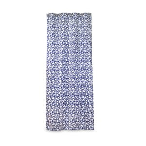 Záves Gira Blue, 135x270 cm