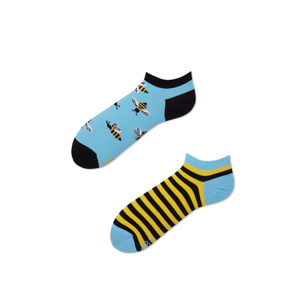 Ponožky Many Mornings Bee Bee low, veľ. 35-38