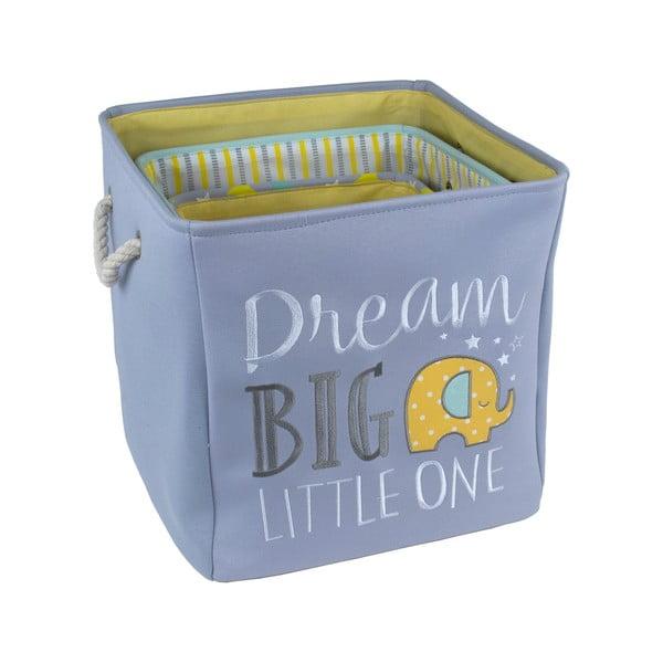 Sada 3 detských úložných boxov Dreams
