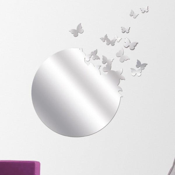 Zrkadlová samolepka Butterfly Rise