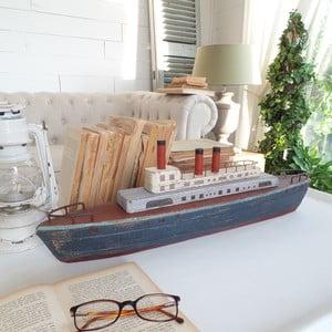 Dekorácia Vintage Ship