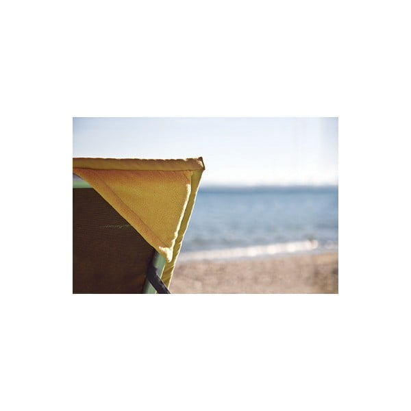 Sivá plážová osuška Terra Nation Kami Moe, 90x180cm
