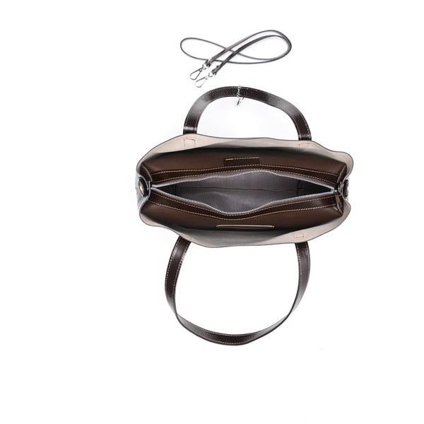 Kožená kabelka Renata Corsi 3001 Testa