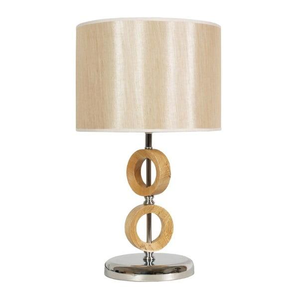 Stolová lampa Anello Cream