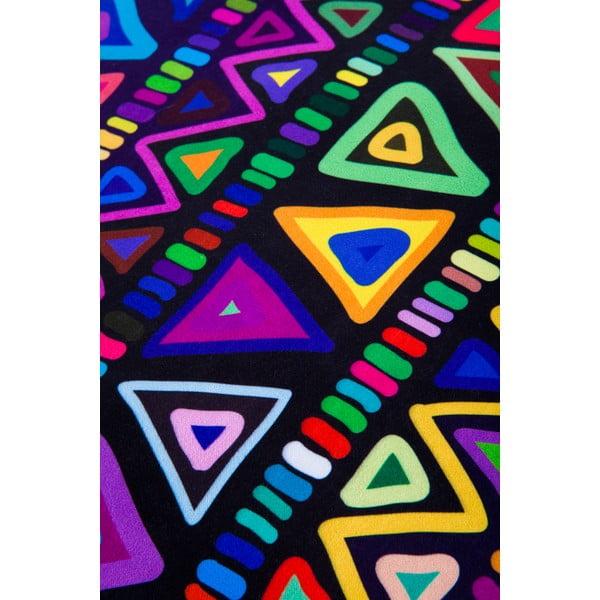 Vankúš s výplňou Abstract V3, 45x45 cm