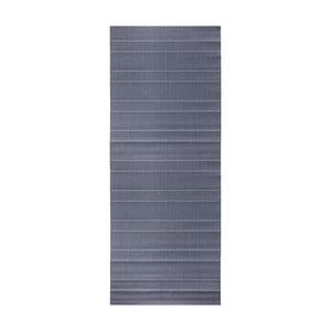 Modrý behúň vhodný aj do exteriéru Hanse Home Sunshine, 80 x 300 cm
