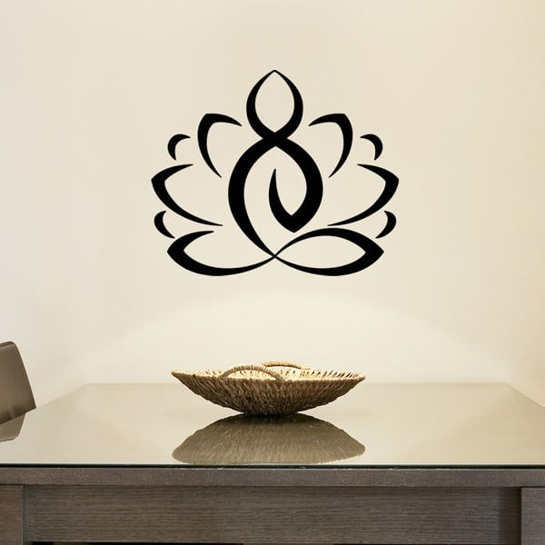 Samolepka Ambiance Zen Lotus