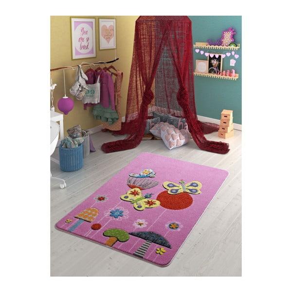 Detský koberec Confetti Butterfly Efect, 133×190 cm