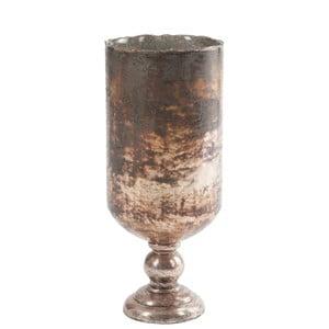 Malá váza na nožičke Antique