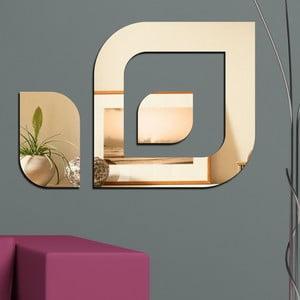 Dekoratívne zrkadlo Abstrakt