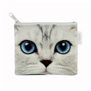 Peňaženka na mince Silver Kitty