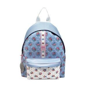Veľký batoh Makenotes Shabby Blue