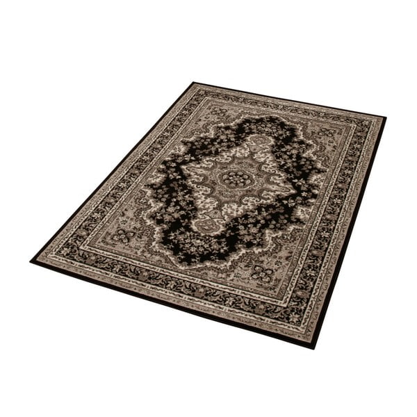 Koberec Hanse Home Prime Pile Ornamental Brown, 160 x 230 cm