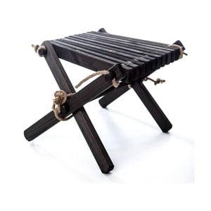 Stolička Lilli, čierna borovica