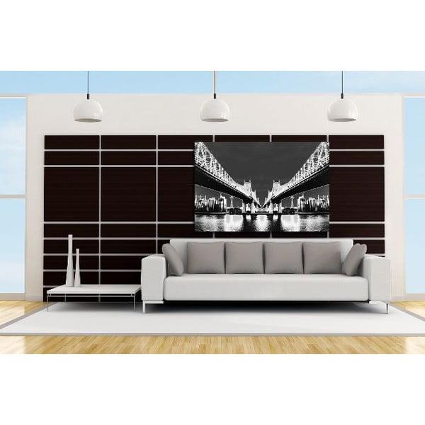 Obraz Night Vision White, 61 x 91 cm