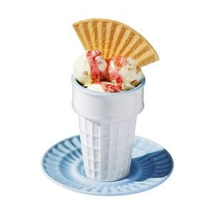 Keramická sada na servírovanie pohárov Premier Housewares Sundae Dish