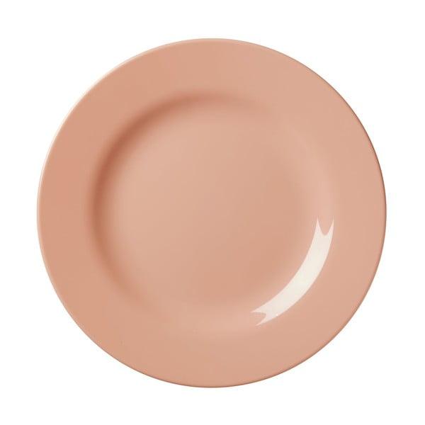 Dezertný tanier Pastel Coral
