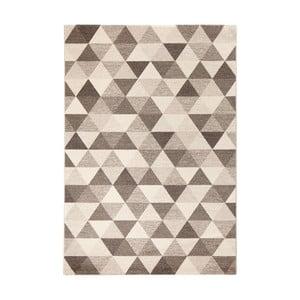 Béžový koberec Mint Rugs Diamond Triangle, 80 x 150 cm