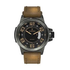 Pánske hodinky X-Rays 1895, Dark Grey/Brown/Black