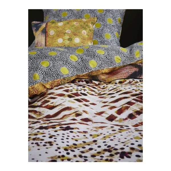 Obliečky Essenza Kenya, 135x200 cm, žlté