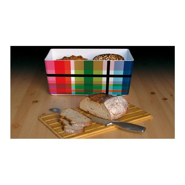 Chlebník s bambusovým vrchnákom Remember ZigZag