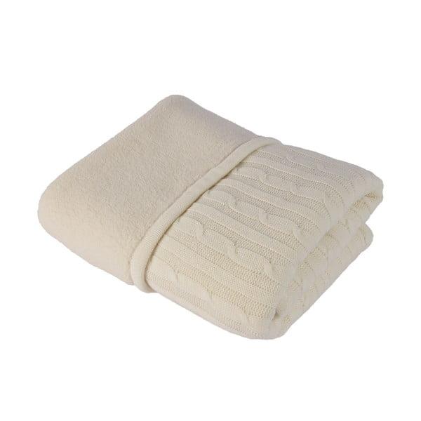 Detská deka Baby Ecru, 80x110 cm