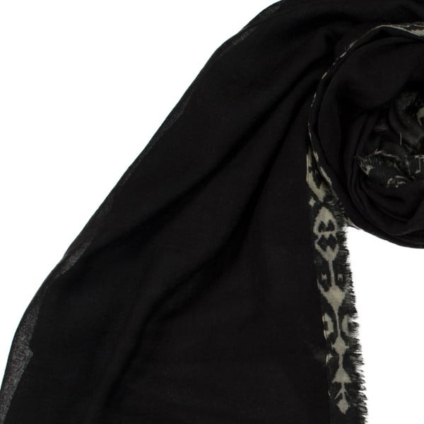 Vlnená šatka Shirin Sehan Ivy Night