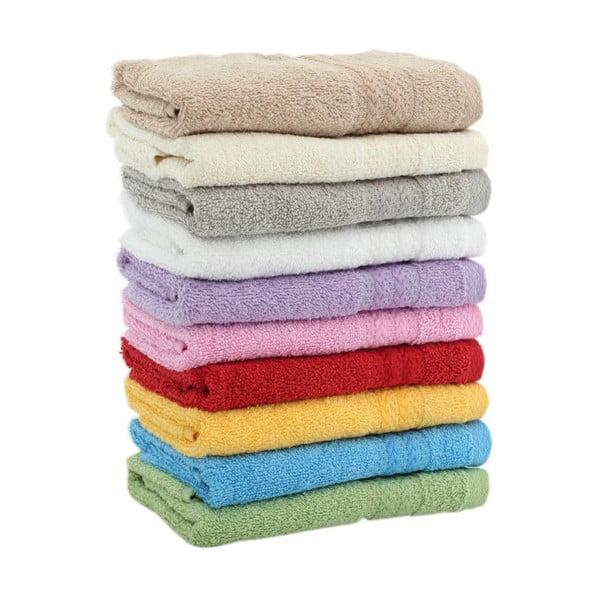 Sada 10 uterákov Rainbow, 30 x 50 cm