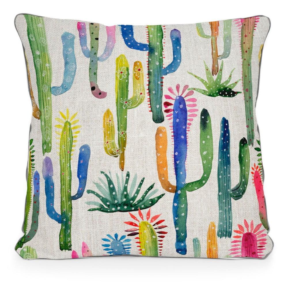 Vankúš Surdic Cactus, 45 x 45 cm