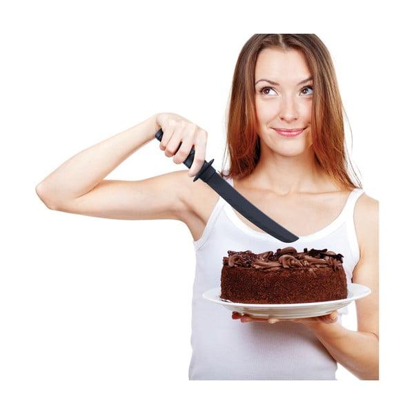 Servírovací nôž na tortu Fred & Friends Cake Samurai