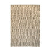 Ručne tkaný béžový koberec Kayoom Coctail Braun, 120 x 170 cm