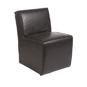 Stolička Seduta, tmavě hnědá