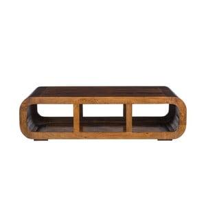 Konferenčný stolík z akáciového dreva Woodking Timmy