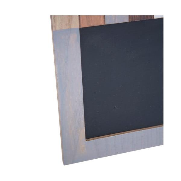 Popisovacia tabuľa s fotorámikom Mauro Ferretti Lignes, nafotografiu 10 x 10 cm