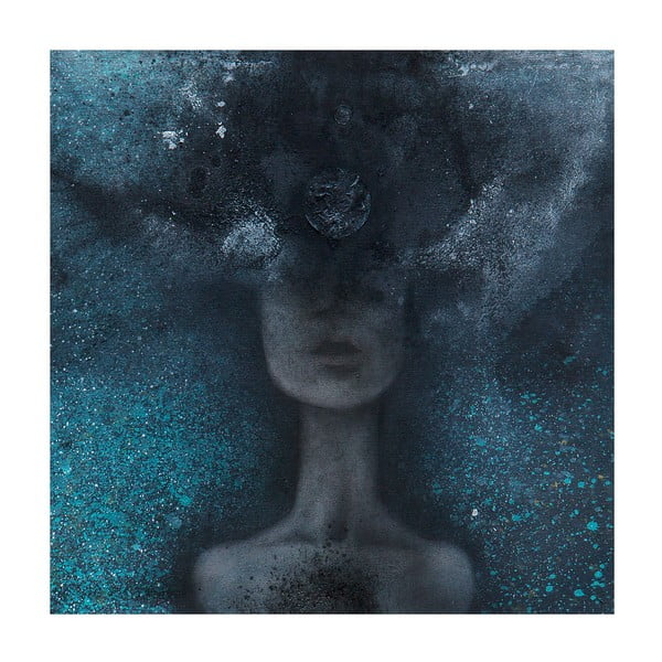 Autorský plagát od Lény Brauner Ana, 60x60 cm