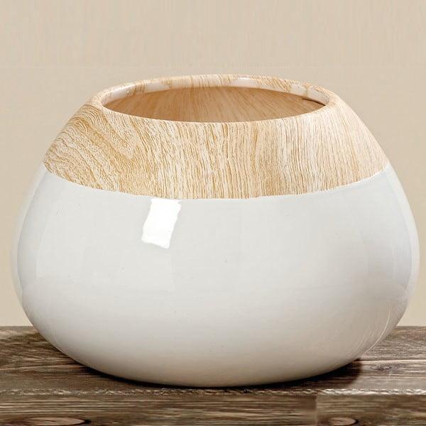 Kameninová váza Boltze Tia, 16 cm