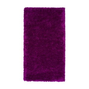 Fialový koberec MOMA Aqua, 57×110cm