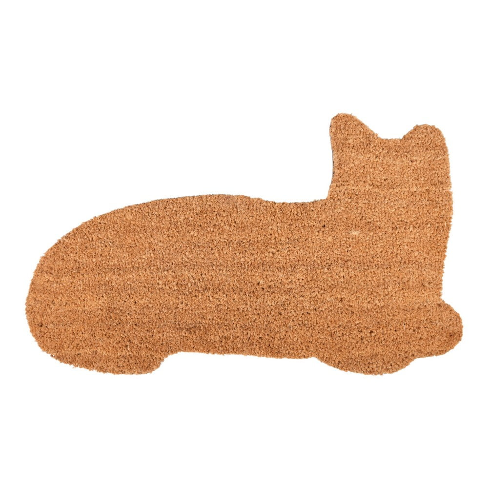 Rohožka z kokosového vlákna Esschert Design Cat