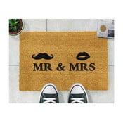 Rohožka Artsy Doormats Mr and Mrs, 40x60cm
