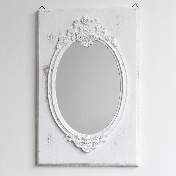 Zrkadlo White Days, 37x57 cm