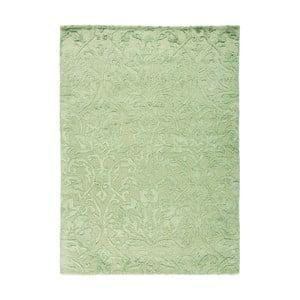 Sivý ručne tkaný koberec Flair Rugs Dorchester, 200 × 290 cm