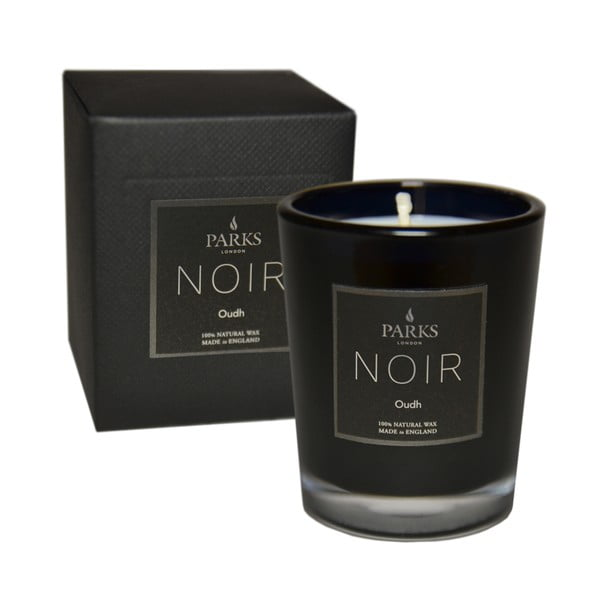 Sviečka s vôňou e×otickej živice a korenia Parks Candles London, doba horenia 22 hodín