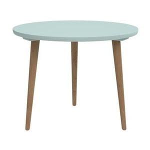 Stôl D2 Bergen, 60 cm, zelený